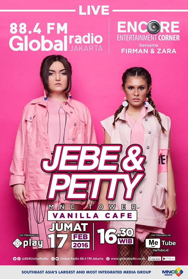 ENCORE with Jebe & Petty